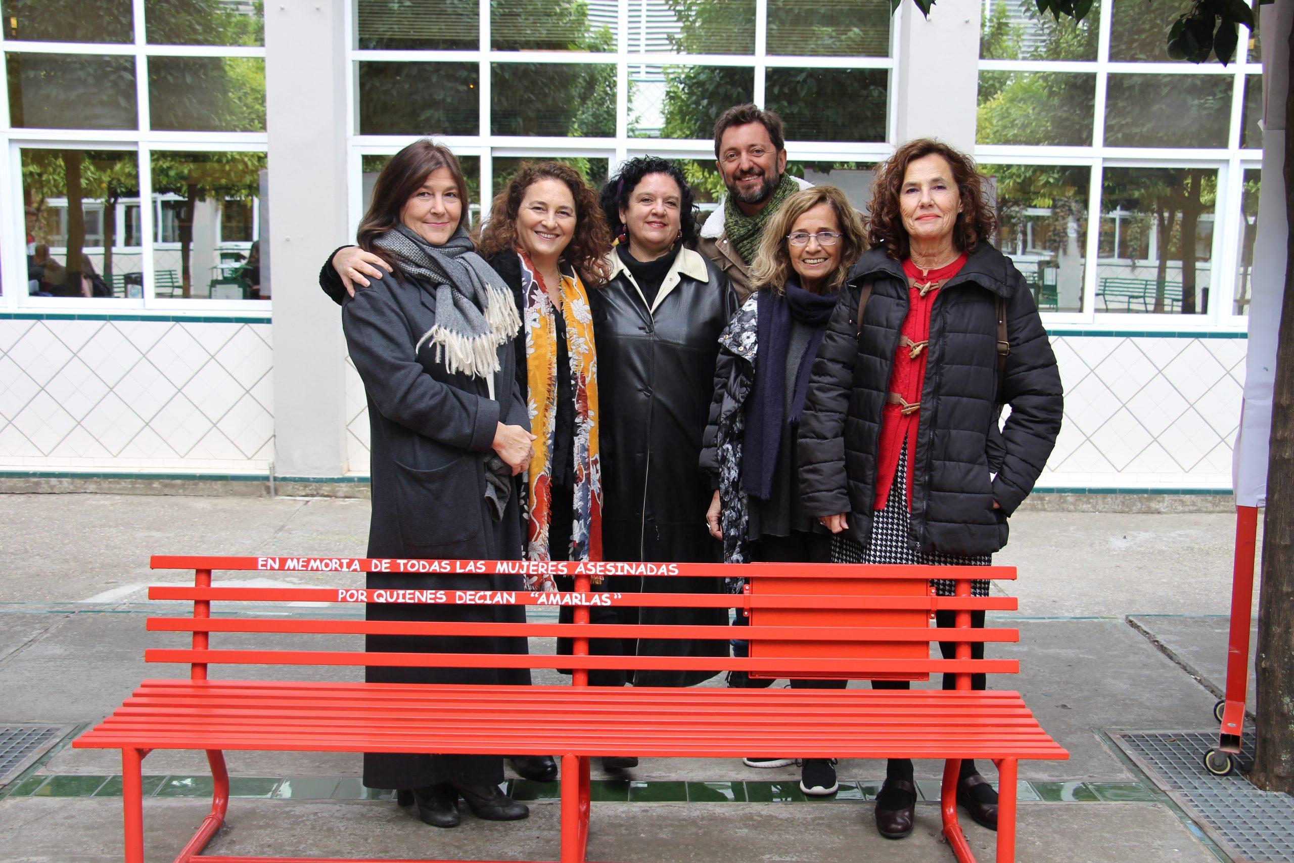 inauguración primer banco rojo españa universidad psicología
